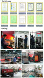 Surtidor de gasolina de la gasolinera y otras piezas