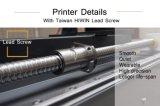 Venta caliente con la fábrica plana ULTRAVIOLETA de la impresora de la alta calidad 2513 en la máquina de Wenzhou