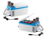 Mini refroidisseur thermoélectrique 4litre DC12V pour le refroidissement et de réchauffement