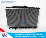 Radiatore di alluminio automatico della Honda dell'aletta del piatto del sistema di raffreddamento del motore per euro cm2 3 di accordo con il serbatoio di acqua del riscaldatore a 19010-