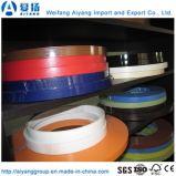 Armoire de cuisine de bandes de chant en PVC/Lipping