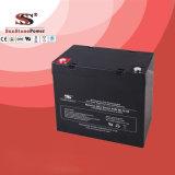 Batterie solaire de batterie d'acide de plomb de la batterie Ml12-50 de VRLA