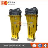 Disjuntor hidráulico silencioso da alta qualidade para os portadores 20tonnes