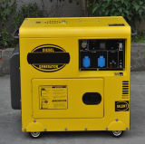 Elektrische Start 5kw Diesel Generator (LR6700N)