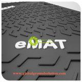 HDPE temporäre Roadway/UHMWPE Bodenmatte/aufbereitetes materielles Straßen-Matten HDPE