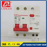 RCCB MCB 6ka ломая емкость C45-63 1p к фабрике 4p MCB направляют польностью медный контакт серебра катушки