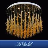 Kundenspezifischer Decken-Leuchter für Hotel-Projekt-Beleuchtung