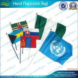 Bandeira da mão do euro 2016 do Uefa mini dos países europeus (M-NF10F02002)