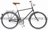 2017 Novo Design Retro City Bike com a cesta/Vintage bicicletas de cidade/Holandês Bike/City Bike