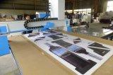 Le travail du bois 11,5 x12,5' vide à fente en T L'inhalation de la table CNC
