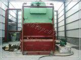 La grille mobile industriel Techtop charbon/granulés de bois de la biomasse de la vapeur de carburant B...