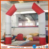 Baratos Diretly popular fábrica de inflables Santa Arch