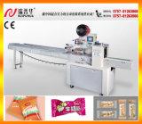 De Verpakkende Machine van het Koekje van Sandwish van het Type van hoofdkussen (zp-100 Reeksen)