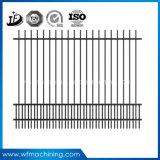 Soem-Gussteil/warf bearbeitetes Eisen-Zaun-Teile von der China-Manufaktur