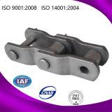 Corrente resistente do metal do rolo de movimentação da transmissão do Sidebar do offset