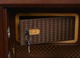 Nouvelle conception de l'argent d'un coffre électronique numérique Coffre-fort de bijoux avec étagère