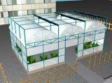 Поликарбонат Twinwall панелей для выбросов парниковых газов
