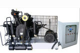 Pressione media dei ripetitori senza olio che si scambia il compressore d'aria del pistone (K35VZ-4.00/8/40)