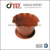 Venda quente do molde do potenciômetro de flores de plástico redonda