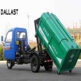 Гидравлическое масло двойного действия поршневого штока цилиндра используется маслопровода в мусороуборочную машину