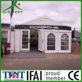 イベントの家具展覧会のゆとりのスパンの玄関ひさしのおおいフレームのテント