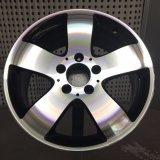 新しい車輪修理Alumiumの車輪のポーランド人機械Awr2532