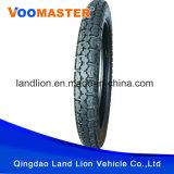 La banda de rodadura profunda a África en el mercado de neumáticos Moto 3.00-17, 3.00-18