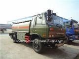 10-12m3 Dongfeng 145 연료 유조선 170HP 4X2 석유 탱크 트럭