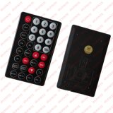 Slim Remote Controller Audio RGB Dimmer