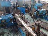 造られる造られた部分の鍛造材の部品および鍛造材