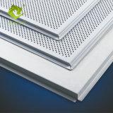 D'aluminium métallique suspendue insonorisées faux exposés à l'intérieur décoratifs Lay-au plafond