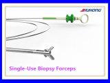 Strumento medico del forcipe endoscopico da usare una volta sola di biopsia