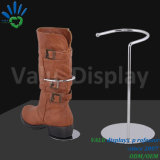 Style de bottes pour dames en métal simple présentoir pour magasin de détail
