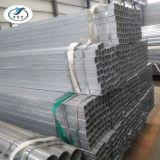 最上質のセリウムの証明書が付いている管の正方形によって電流を通される鋼管の値段表