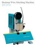 23# el Enlace de papel de Cuaderno cosido en el tablero eléctrico de montura de alambre de cabezal simple grapado Máquina grapadora de cosido