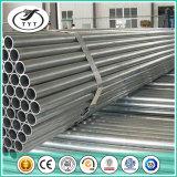 Tubo galvanizzato tuffato caldo rotondo & quadrato del acciaio al carbonio del ferro