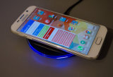 Samsung/LG/iPhone/HTC/Mi/Huawei Smartphone iPhone5S/iPhone6/iPhone6s Mobile Phone를 위한 Fatory Wholesale Wireless Charger