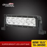 4X4 barra chiara di pollice LED del CREE 10.5 fuori dalla strada