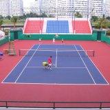 Antidérapant PVC court de badminton Rouleau de revêtement de sol