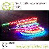 Оптовые цены на заводе Полноцветный RGB 12В постоянного токаDMX LED газас маркировкой CE RoHS утверждения