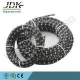 고무 다이아몬드 철사는 대리석 채석장을%s 다이아몬드 공구를 보았다