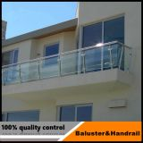 Qualitäts-hölzerner Treppenhaus-Handlauf für Luxuxlandhaus