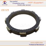 Piatto di frizione di gomma del motociclo per le parti Cg125