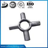 금속 부질간 기계장치의 단철 또는 탄소 강철 위조 부속
