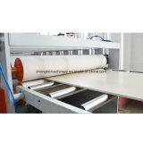 WPC Belüftung-hölzerne Schaumkunststoff-Blatt-Extruder-Maschine