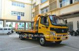 Foton 129HP 공장 가격을%s 평상형 트레일러 구조차 견인 Truck/4X2 구조차