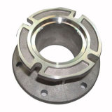 精密CNC Machining&Powderのコーティングが付いているアルミニウムによってダイカストで形造られる合金ADC12