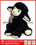China la fabricación de juguetes de peluche de cordero con reloj