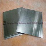 Hoja resistente da alta temperatura del molibdeno, hoja de fusión elevada del molibdeno de Poin
