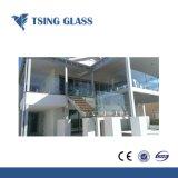 3mm-19mm Limpar o vidro temperado com marcação AS/NZS 2208 para a porta do chuveiro/balaustrada/vedações/Corrimão